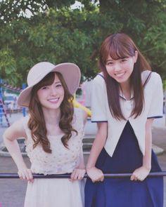乃木坂46 白石麻衣 西野七瀬 Nogizaka46 Shiraishi Mai Nishino Nanase