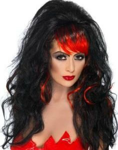 Let's Party With Balloons - Smiffy's Seductress Wig, $35.00 (http://www.letspartywithballoons.com.au/smiffys-seductress-wig/)