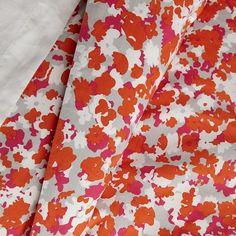 Camo Floral Duvet Cover - King | west elm
