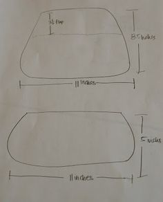 A little pattern request by Leslie  not that this a genius idea and plus Leslie is quite a competent seamstress that I am sure she could hav...