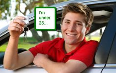 Cheap Car Insurance For Drivers Under 25