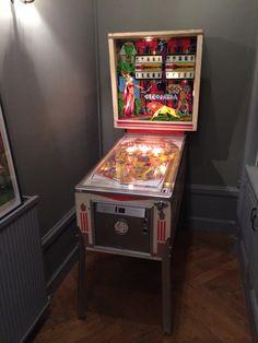Arcade Game Machines, Arcade Games, Arcade Room, Pinball, Puzzles, Rooms, Vintage, Bedrooms, Puzzle
