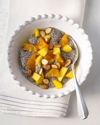 Chia-Seed Pudding - awesome vegan dessert!