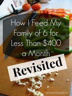 Hippie Method: Frugal Eating Revisited
