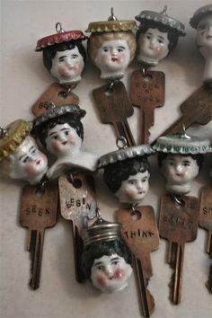 charlotte keys to open unimaginable delights