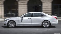 2017 Cadillac CT6 (Euro-Spec) - Side - Picture # 14