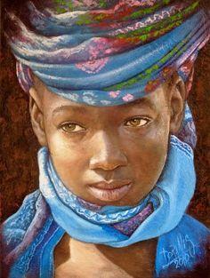 Children of Africa 26 - Dora Alis Mera