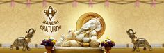 Hoping this ganesh chatrurthi Will be the start of year that Brings happiness for you…Happy Ganesh chaturthi!