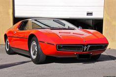 Maserati Bora 4700 1976