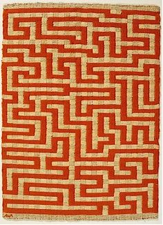 Anni Albers was a pioneering textile artist and printmaker who studied at the Bauhaus and went on to produce innovative and award winning textiles and art. Anni Albers, Josef Albers, Bauhaus Textiles, Bauhaus Design, Weaving Textiles, Generative Art, Textile Artists, Textures Patterns, Textile Design