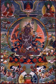 Garab Dorje (c.55 ce) First human Dzogchen adept, received transmission from Buddha Vajrasattva.