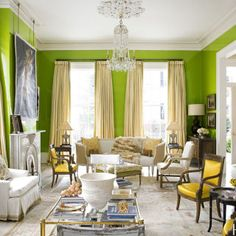 Colorful New Orleans House - Jane Scott Hodges New Orleans House Driscoll Design & Decoration