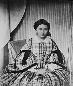1859 photograph of Victoria, Princess Royal