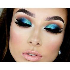 Maquillaje metálico / ✻Jasmin✻