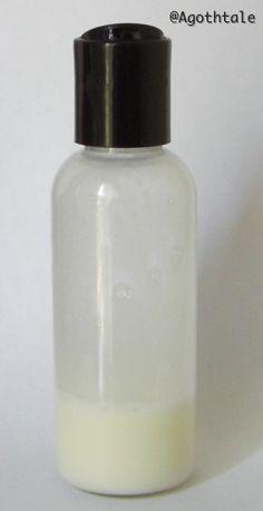 Recette cosmétique : lait hydratant corps et visage pour peau sèche