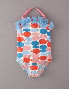 10 Stylish, Affordable, and Appropriate Bathing Suits for Little Girls