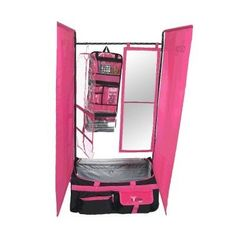 Dance Bag With Garment Rack Beauteous Dance Bag With Garment Rack Made Using Pvc Pipes Privacy Curtain