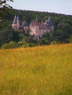 Château de la Rochepot - Burgundy - France