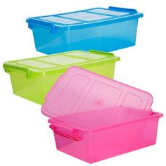 Bulk Oval Plastic Storage Tubs With Handles At Dollartree