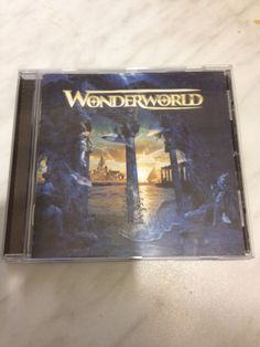 http://instagram.com/p/t7z-HTp9uv/ I got it!! WONDERWORLD is a band composed by 3 guys, two Norwegians and an Italian: Tom Fossheim, Ken Ingwersen and Roberto Tiranti. I swear these 3 guys really rock. The cd is available on iTunes, spotify and wimp.. You should absolutely get it! #wonderworld #RobertoTiranti #KenIngwersen #TomFossheim #friends #rock #music