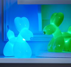 Some adorable night lights that look like balloon animals. | 37 Gifts For The Person Who Has Everything Best Desk Lamp, Night Light, Cake Pops, Cake Pop, Cakepops, Night Lights, Bedside Lamp