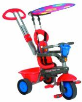 """Dream Mom: Best Toys for #SpecialNeeds Children. Trike has  a tall back, has seatbelts and straps, has a umbrella to protect against the sun and has a handle to push them!"""" http://dreammom.blogspot.com/2013/11/best-toys-and-gifts-for-special-needs.html"""