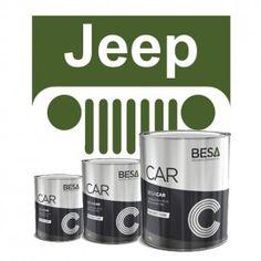 Peinture pour carrosserie Jeep