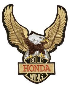 Honda Goldwing logo by ~yecgaa on deviantART