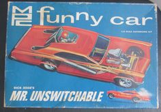 Rare MPC Model Kit (701-200): Dick Jesse's Mr. Unswitchable Funny Car - Issues | Toys & Hobbies, Models & Kits, Automotive | eBay!