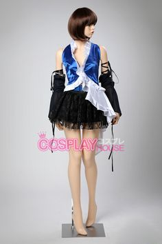Final Fantasy X2 Lenne Songstress outfit
