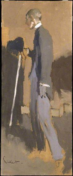 C.P., Aubrey Beardsley by Walter Richard Sickert Tate...