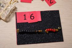 British Columbia Grade 1 Math (teen numbers) Grade 2 Math (numbers 20 - 100) Children use attractive beads and pipecleaners to create their own Chinese counting boards and learn place value.