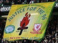 Celtic FC JFT96 Banner