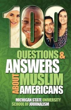 100 Questions and Answers About Muslim Americans with a Guide to Islamic Holidays *** ** AMAZON BEST BUY **
