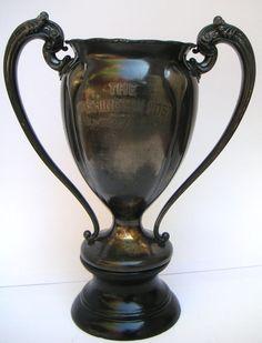 Antique Regatta Trophy. Washington Post Regatta & by QVintage, $200.00