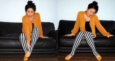 how-to-wear-striped-leggings-1