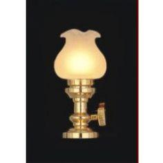 Lampe à poser - 786A33 1/12ème #maisondepoupées #dollhouse #lampe #lamp #light #meuble #furniture #miniature