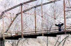Mothman, sighted in Point Pleasant West Virginia around 1966