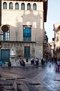 Plaça del Cid de Xàtiva (PEDRO DE LA FUENTE) @pedro4info