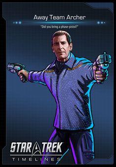 Captain Jonathan Archer Star Trek Characters, Star Trek Movies, Enterprise Nx 01, Star Trek Enterprise, Timeless Series, Stark Trek, Star Trek Captains, Star Trek Images, Star Trek Beyond