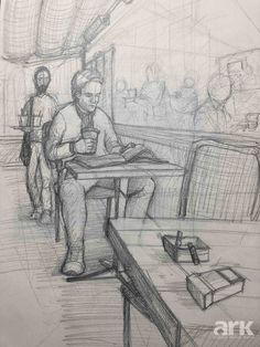 Figure Sketching, Figure Drawing, Perspective Sketch, Pencil Art, Art Sketches, Human Figures, Drawings, Composition, Charcoal