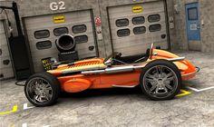 Caterham Lotus 7 Custom 5
