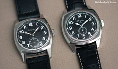 Watches by SJX: Hands-On With The Longines Heritage 1935, Compared...