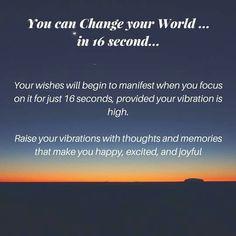 #change #world #happiness #joy #memories #thoughts