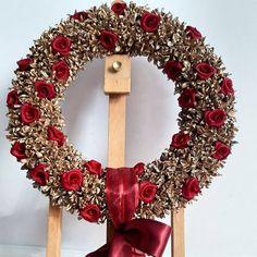 Christmas Wreaths, Holiday Decor, Design, Home Decor, Products, Corona, Decoration Home, Room Decor