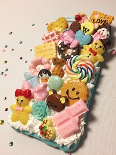 iPhone 6 decoden case -- hand made with ♥ from My Deco Den