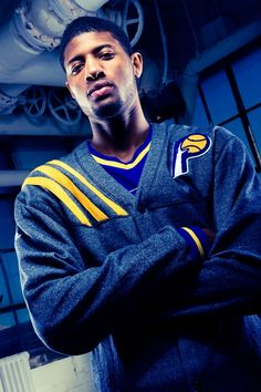Pacers stars Paul George and George Hill founded the G2Zone, a fan zone at Pacers home games.