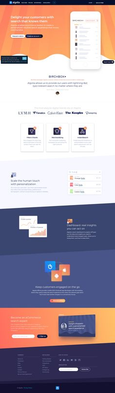 Search that scales with your SaaS business   Algolia   Algolia