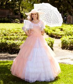 Southern Belle Women | womens peachy southern belle costume - Chasing Fireflies