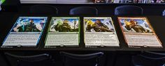 Wizards sent these awesome huge promo Oath cards today! So cool!